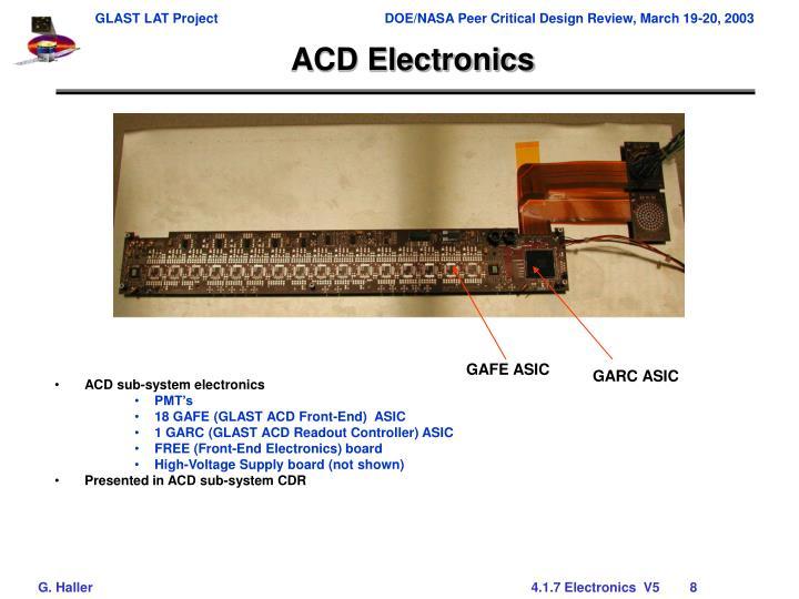 ACD Electronics