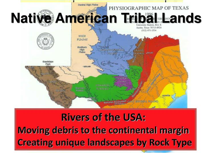 Native American Tribal Lands