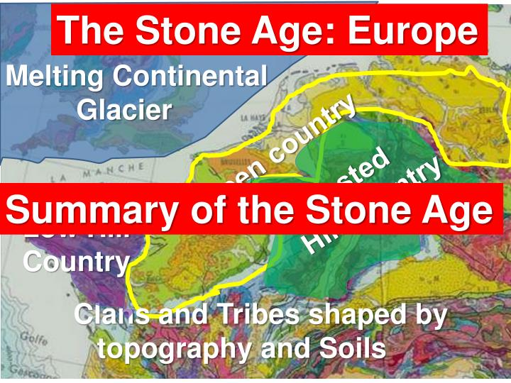 The Stone Age: Europe
