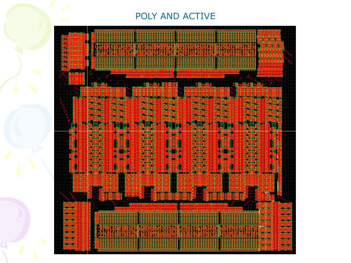 POLY AND ACTIVE