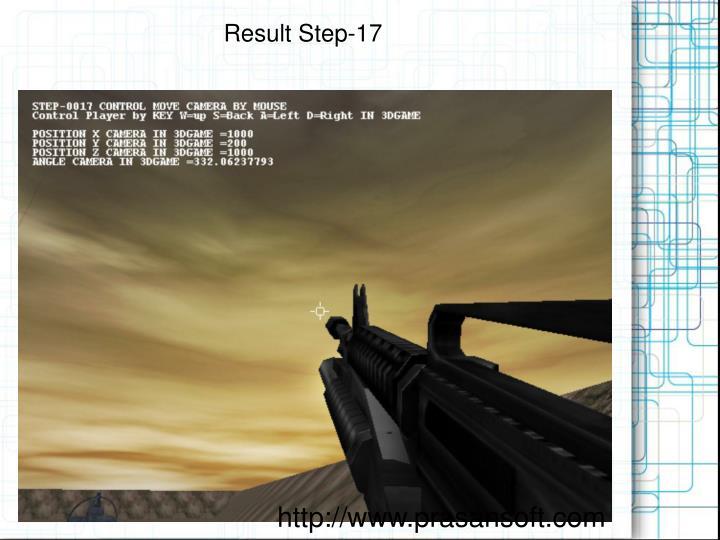 Result Step-17