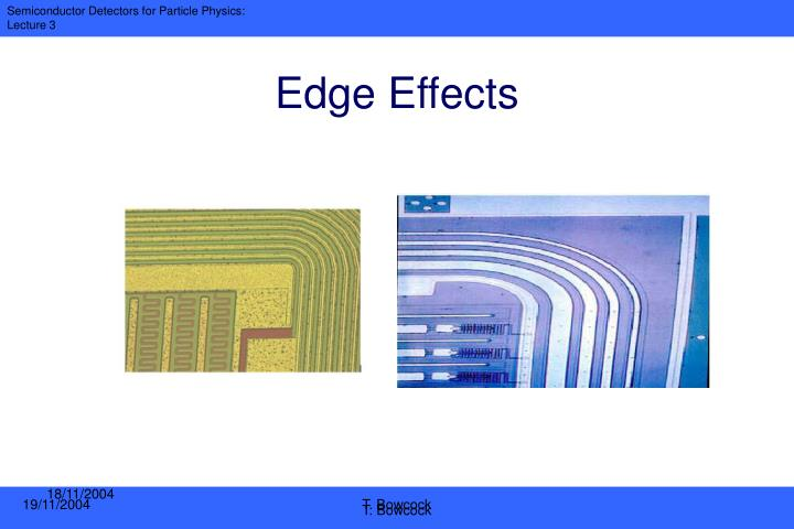 Edge Effects