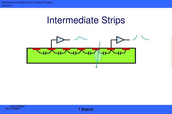 Intermediate Strips