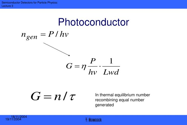 Photoconductor