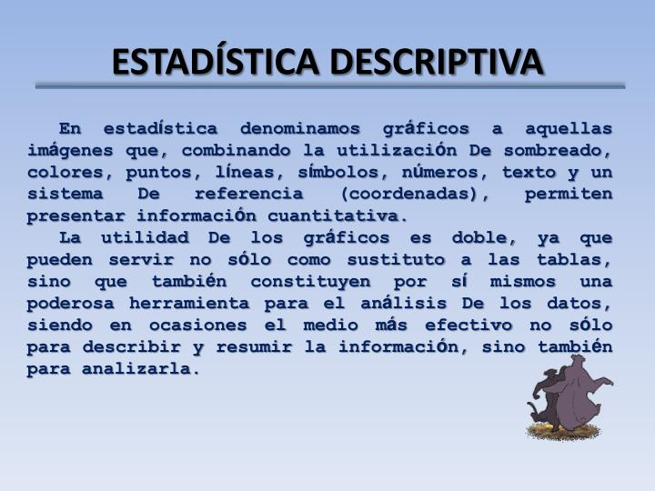 Estad stica descriptiva1