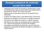 strategia jude ean de asisten social 2014 20187