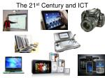 the 21 st century and ict