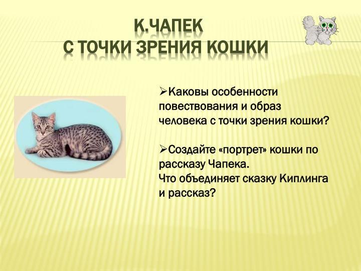 К.Чапек