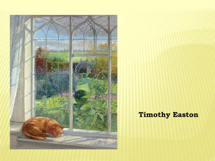 Timothy Easton