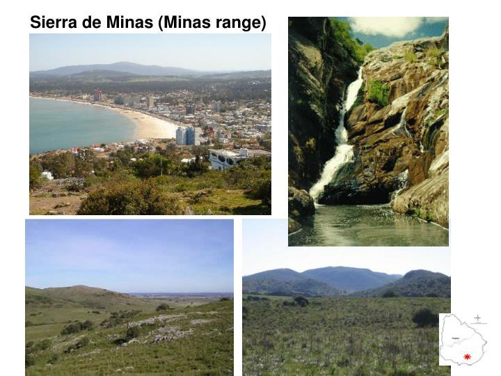 Sierra de Minas (Minas range)