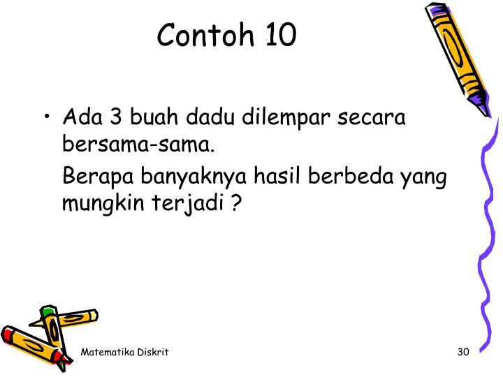 Contoh 10
