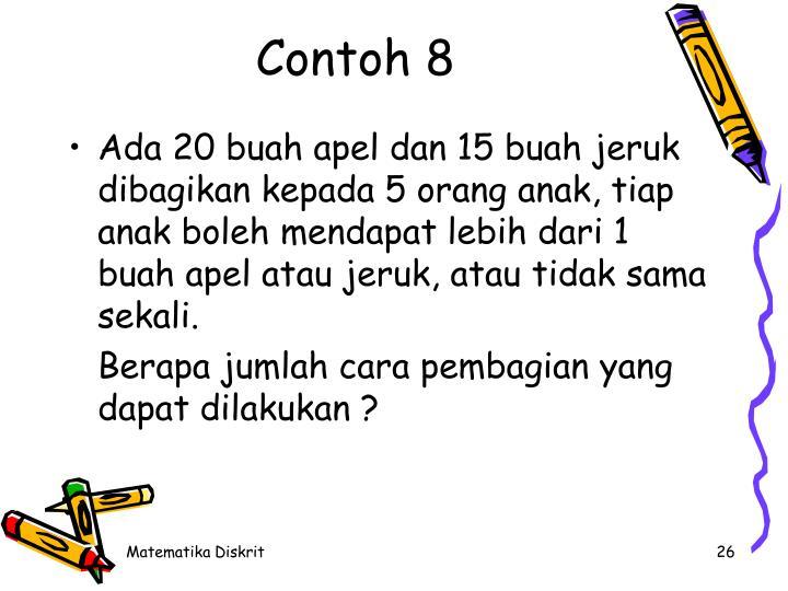Contoh 8