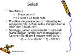 solusi8