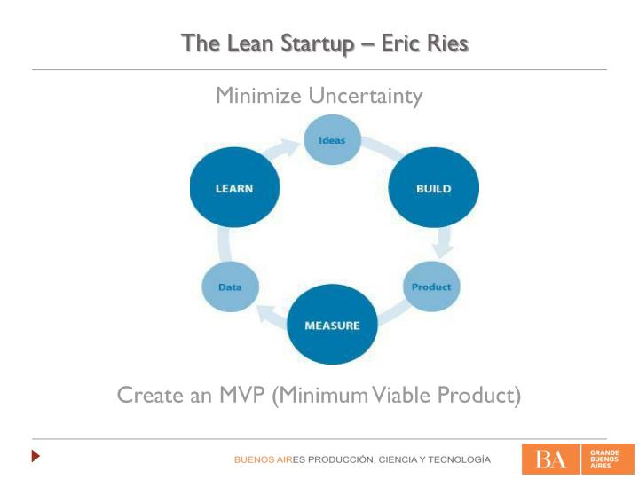 The Lean Startup – Eric