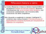 riflessioni italiano e latino2