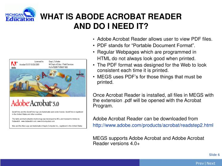 WHAT IS ABODE ACROBAT READER