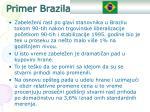 primer brazila