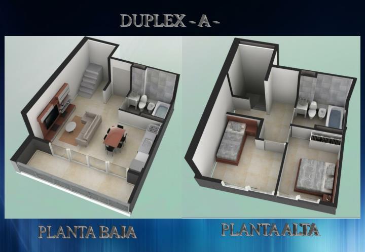 DUPLEX - A -