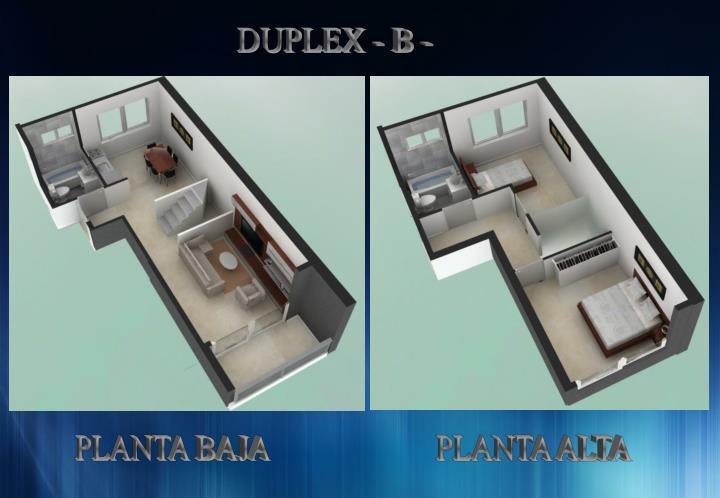 DUPLEX - B -