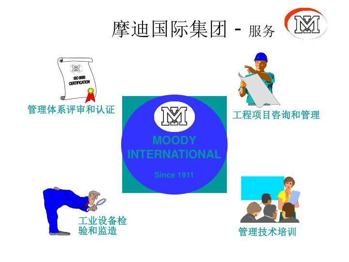 摩迪国际集团