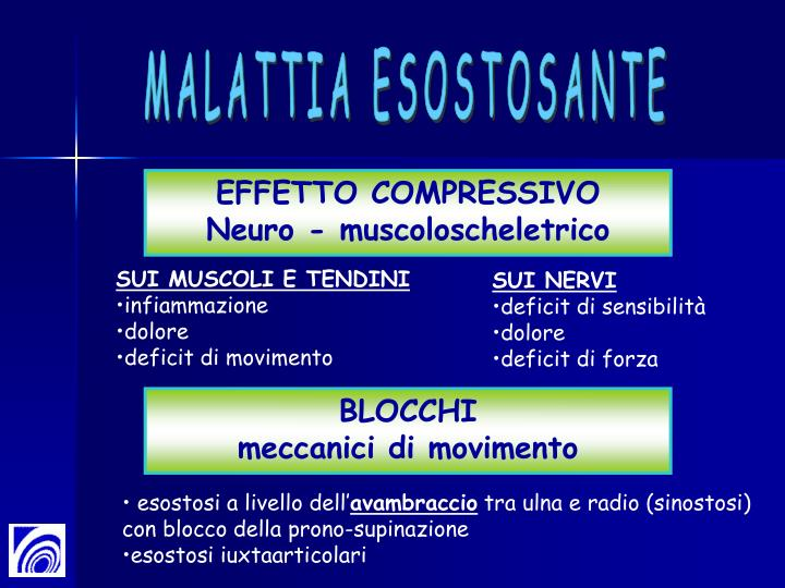 MALATTIA ESOSTOSANTE
