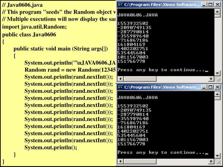 // Java0606.java