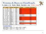 teorema de bayes na classifica o5