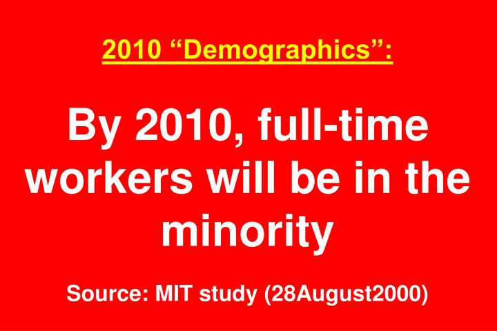 "2010 ""Demographics"":"
