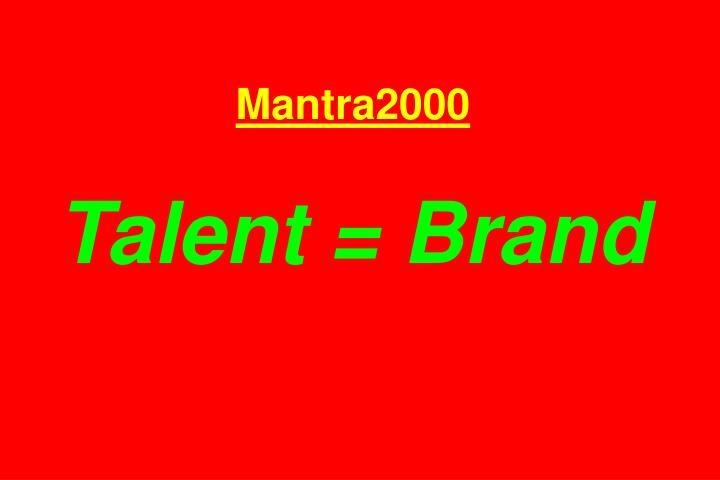 Mantra2000