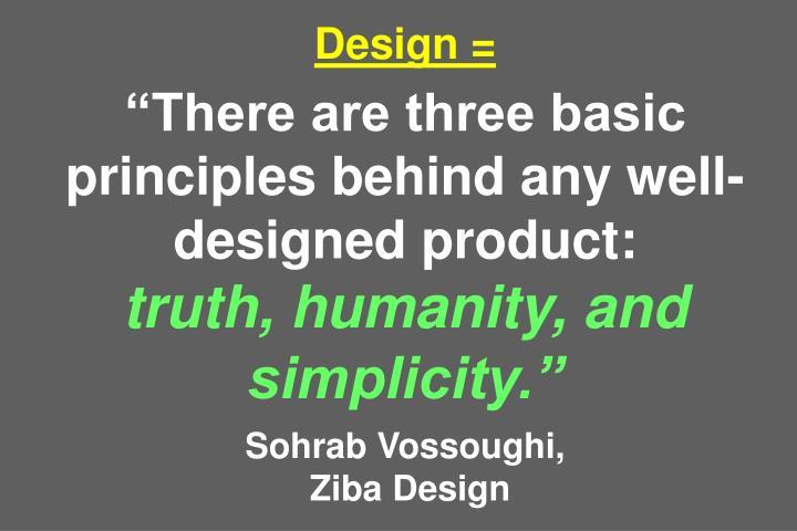 Design =