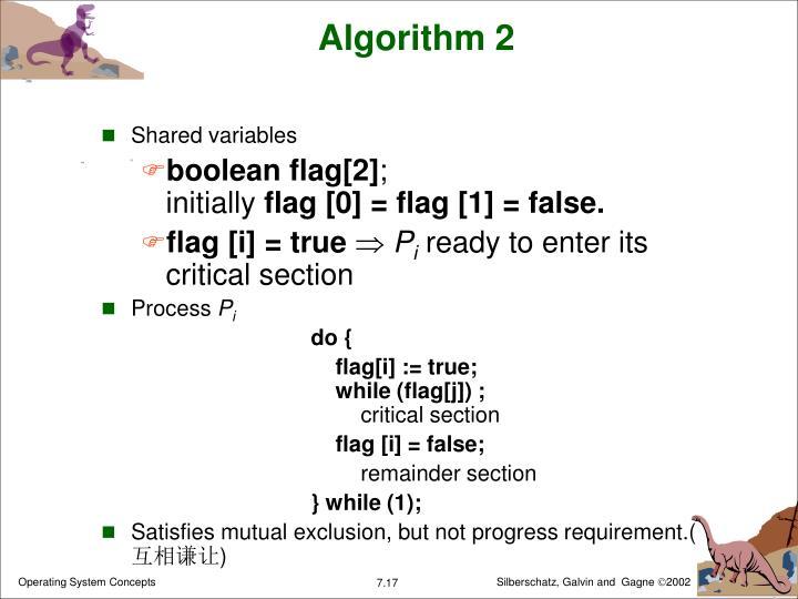 Algorithm 2