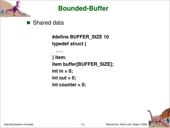 Bounded-Buffer