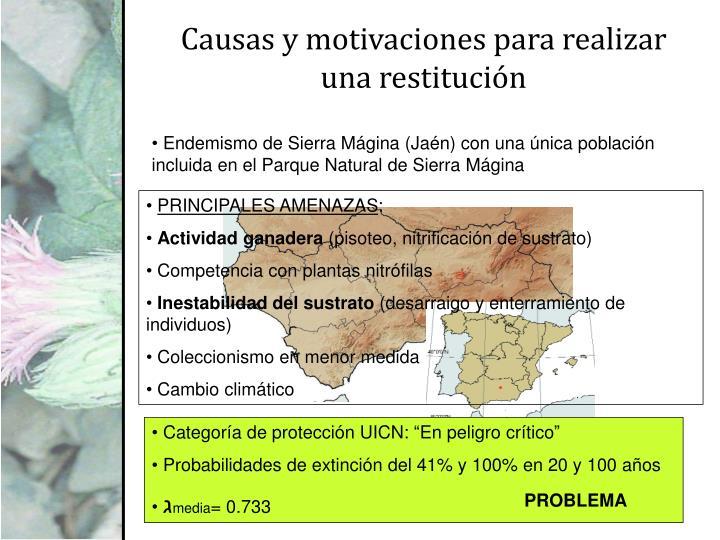 """Categoría de protección UICN: """"En peligro crítico"""""""