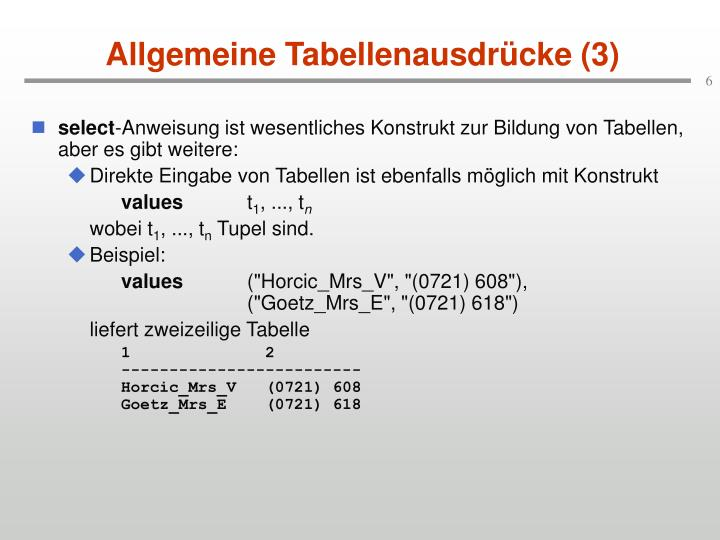 Allgemeine Tabellenausdrücke (3)