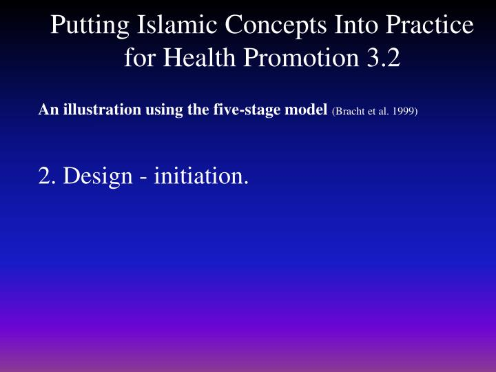 concepts of health promotion Ill health is a state of  this combines with the bio medical model of health and illness where the patient needs to cooperate with health care professionals.
