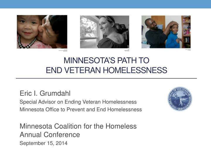 Minnesota's Path to