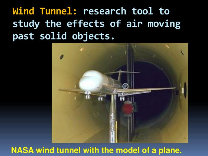 Wind Tunnel: