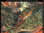 umberto boccioni states of mind i the farewells 1911 futurism