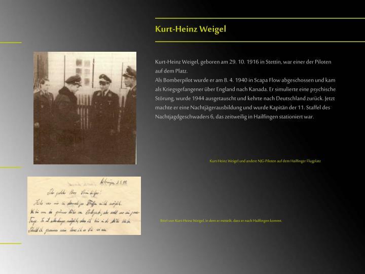 Kurt-Heinz Weigel