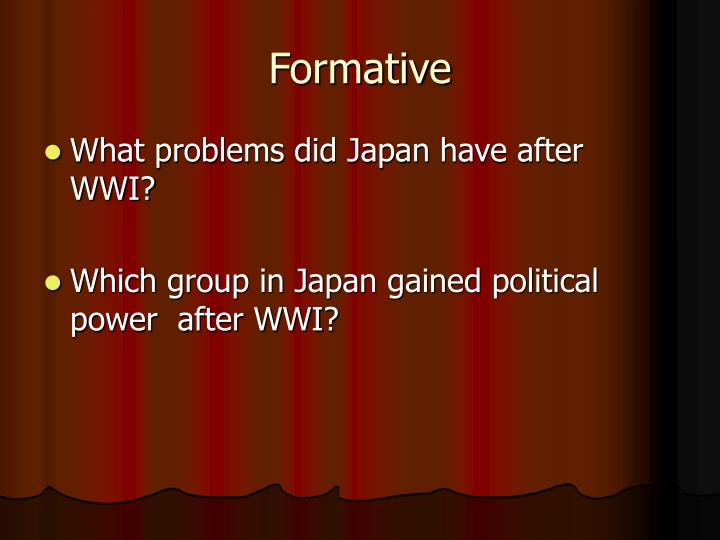 Formative