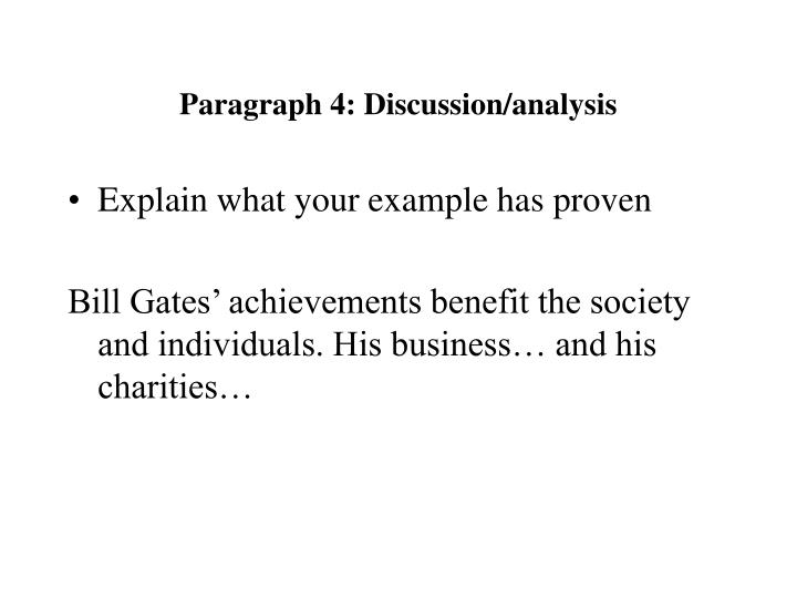 essay on bill gates achievements Biography - the life and achievements of bill gates.
