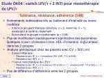 etude ok04 switch lpv r 2 inti pour monoth rapie de lpv r4
