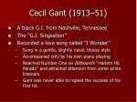 cecil gant 1913 51