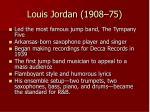 louis jordan 1908 75