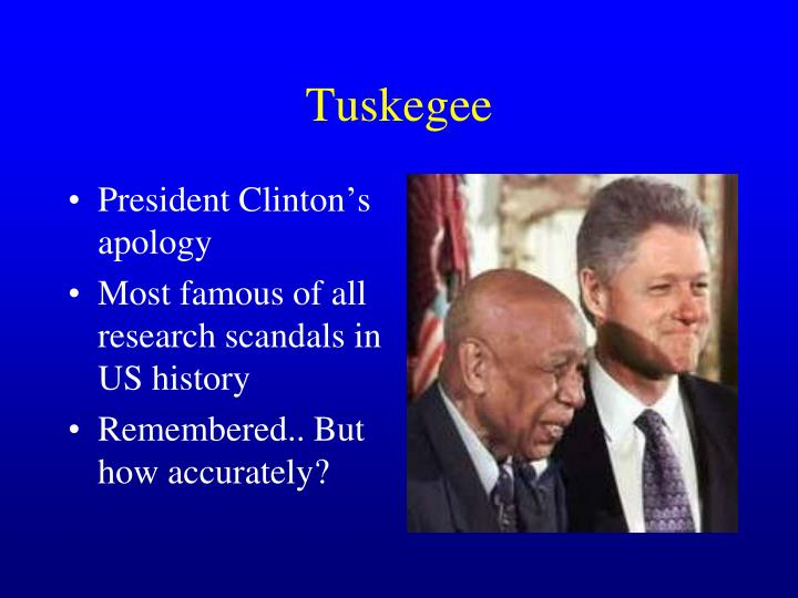 Tuskegee