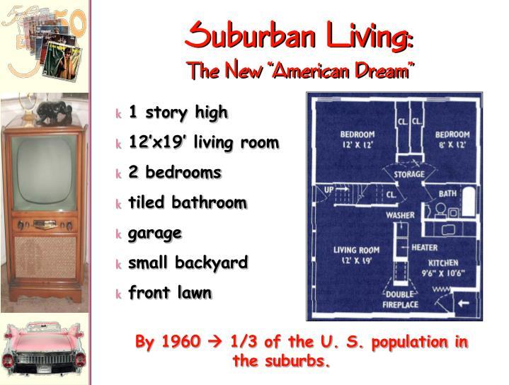 Suburban Living: