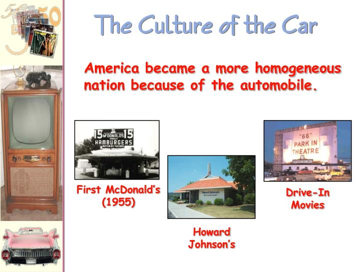 The Culture of the Car