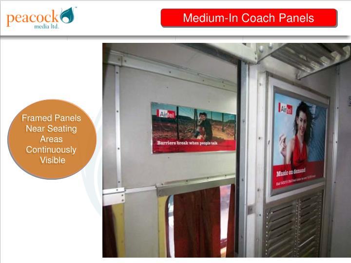 Medium-In Coach Panels