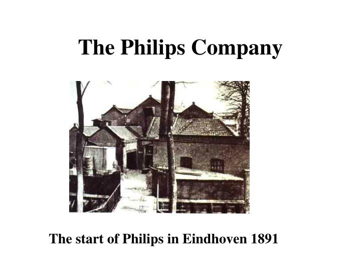 The Philips Company