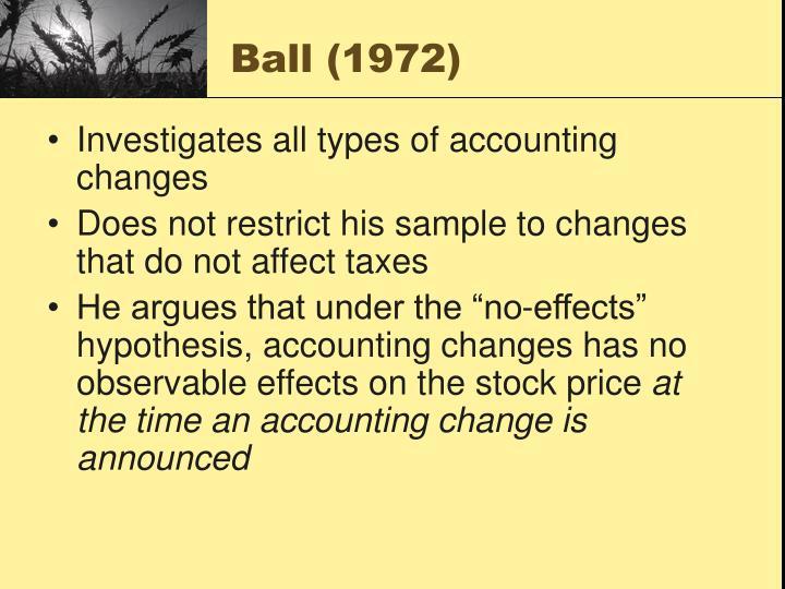 Ball (1972)